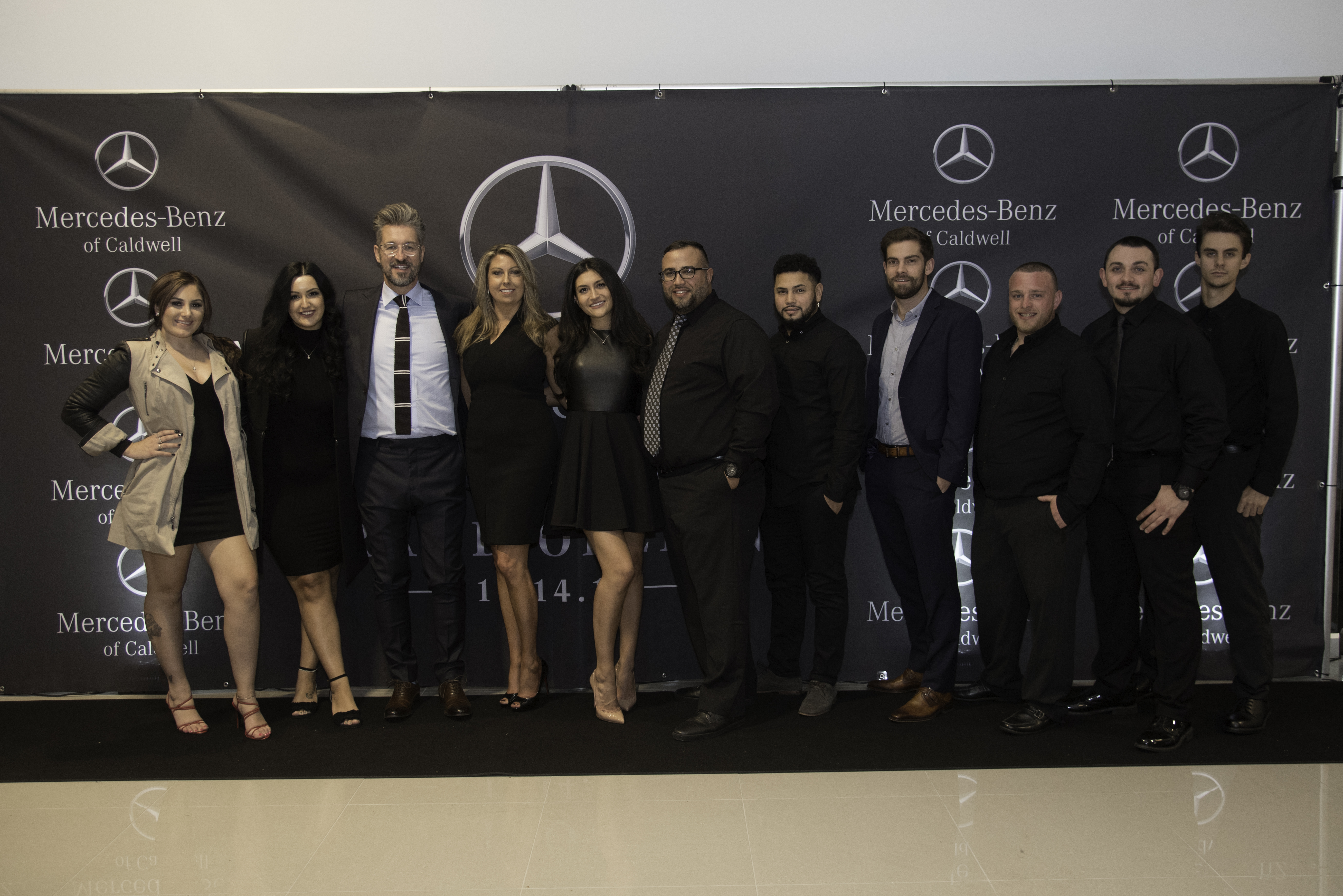 Mercedes-Benz of Caldwell Grand Opening Event Recap ...
